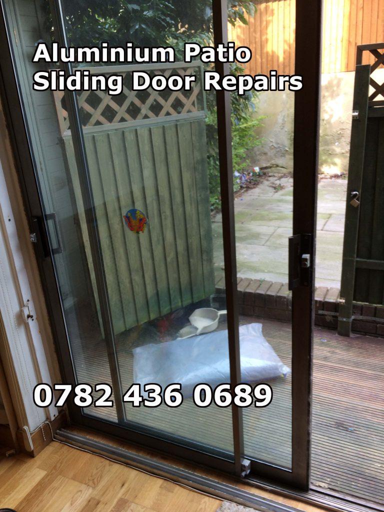 aluminium Sliding Patio Door Repairs