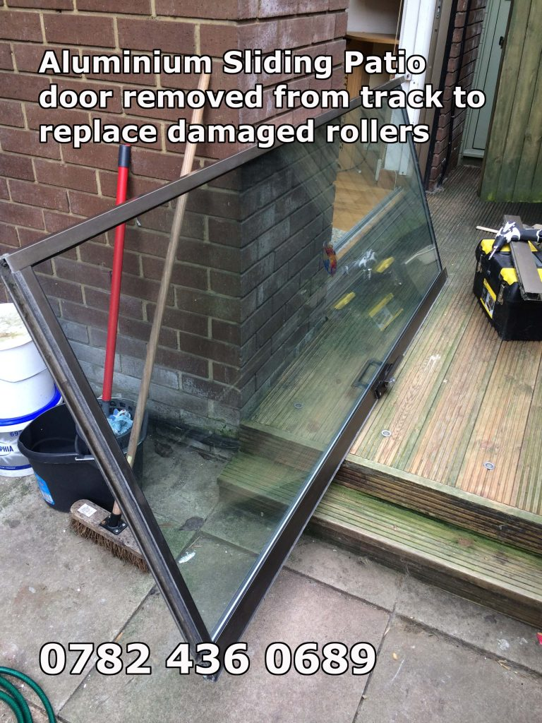 aluminium Sliding Patio Door Repairs 2