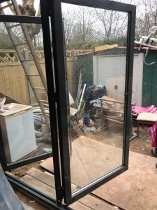 b-ifold glass door repairs in Ilford