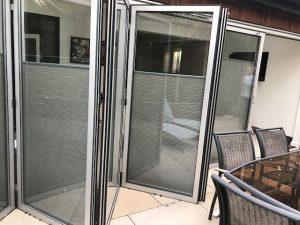 Sunflex Bi Folding Door Repair In Woodford Green Sliding