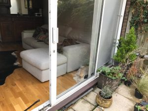 fixing sliding garden patio door
