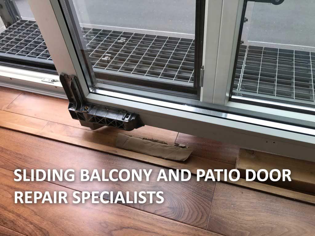 tilt and slide door repair specialists