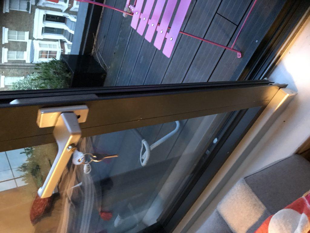 Tilt and Slide Door Handle Repair
