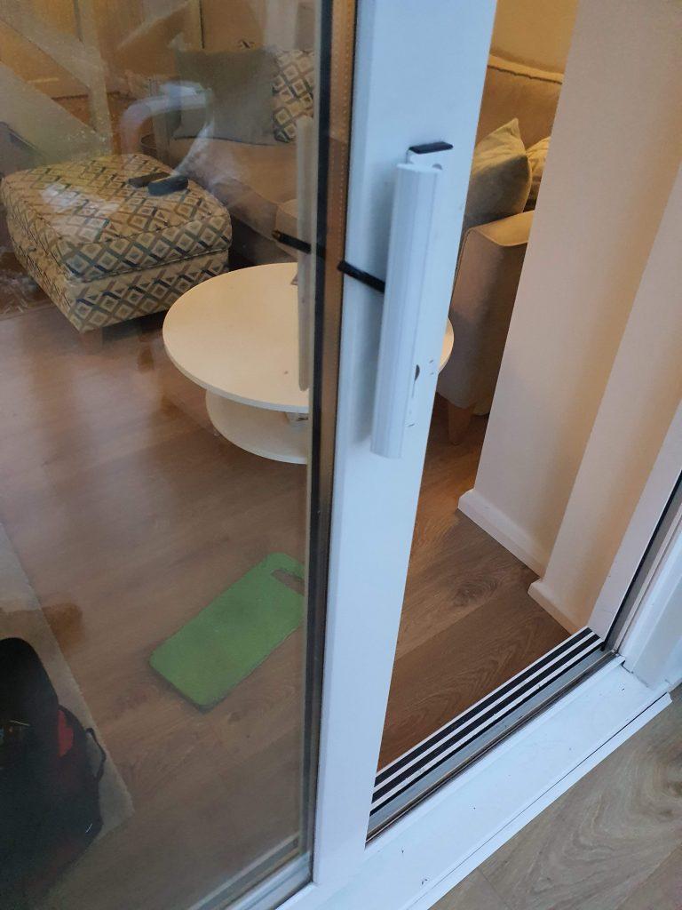 Traditional Sliding Door Mechanism