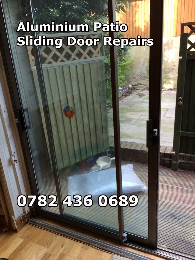 aluminium Sliding Patio Door Repairs