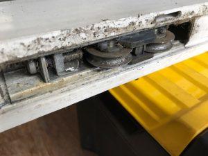 how to fix sliding Patio door wheel problems
